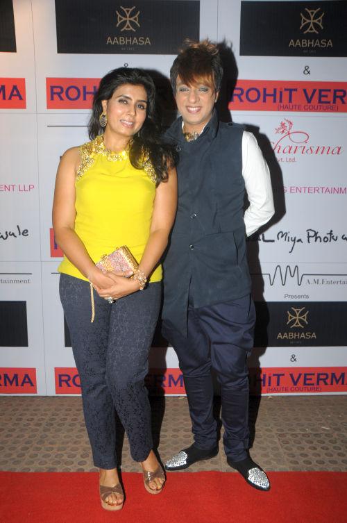 7. Rohhit Verma with Shilpa Marigold DSC_0069