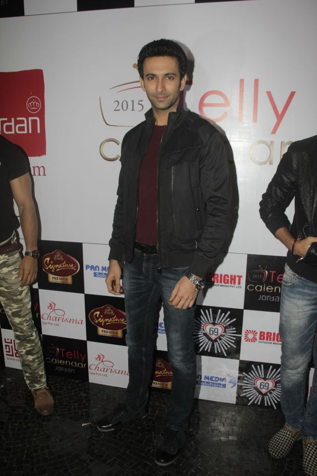 10Nandish Sandhu@Telly Calendar announcement party