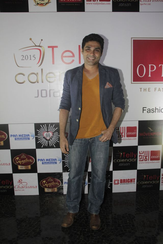 11Mazhar Sayyed@Telly Calendar announcement party