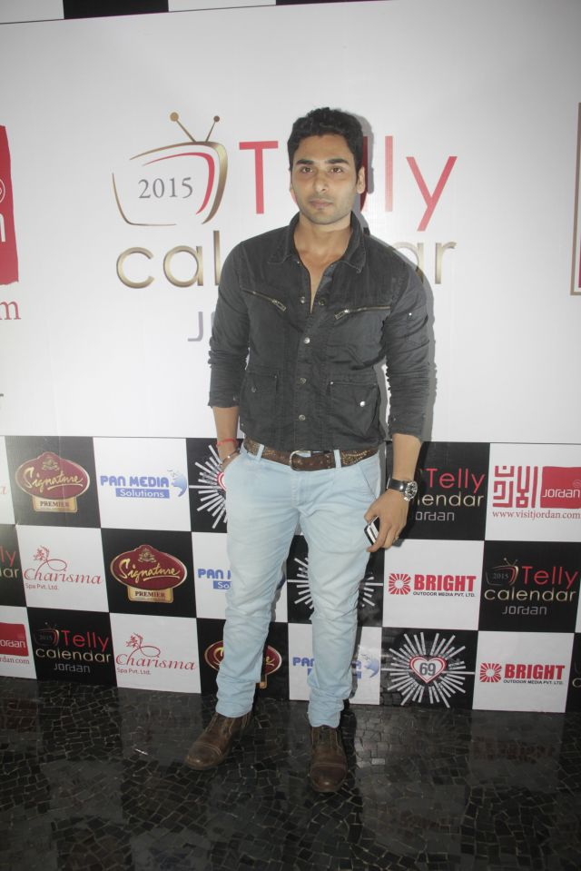 12Bharat Chawda@Telly Calendar announcement party