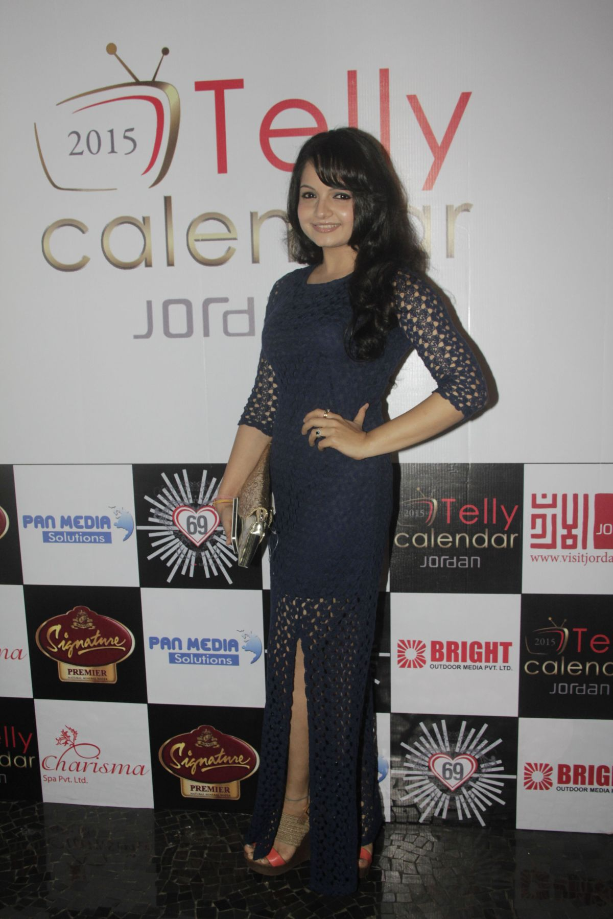 14Giaa Manek@Telly Calendar announcement party