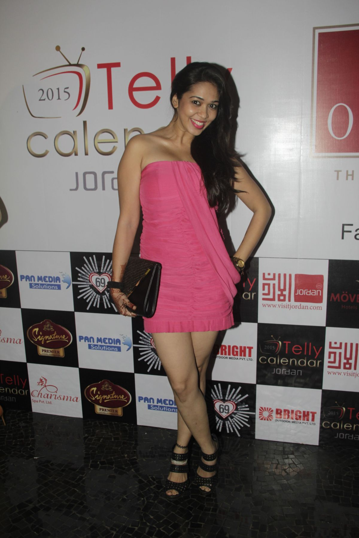15Firoza Khan@Telly Calendar announcement party