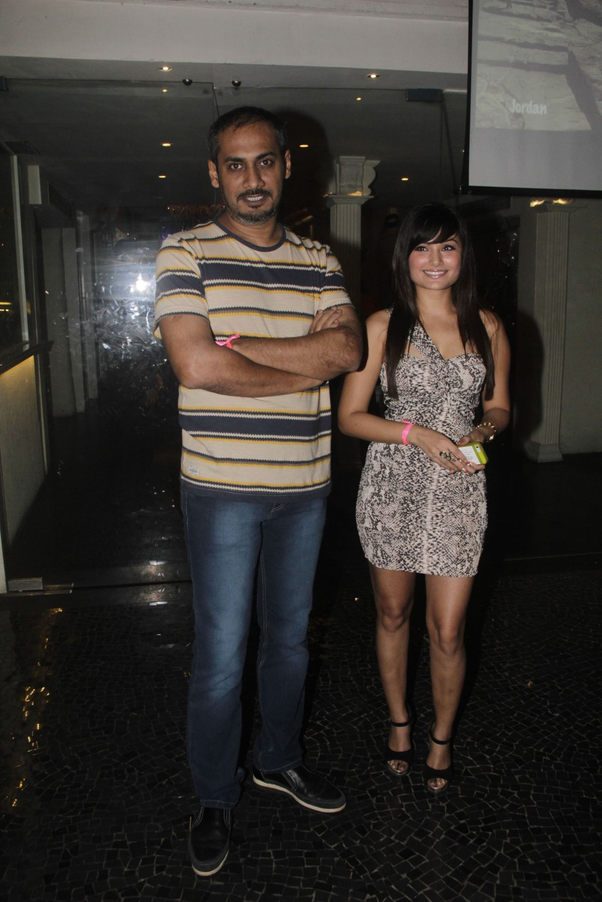 16Abhinav Kashyap@Telly Calendar announcement party