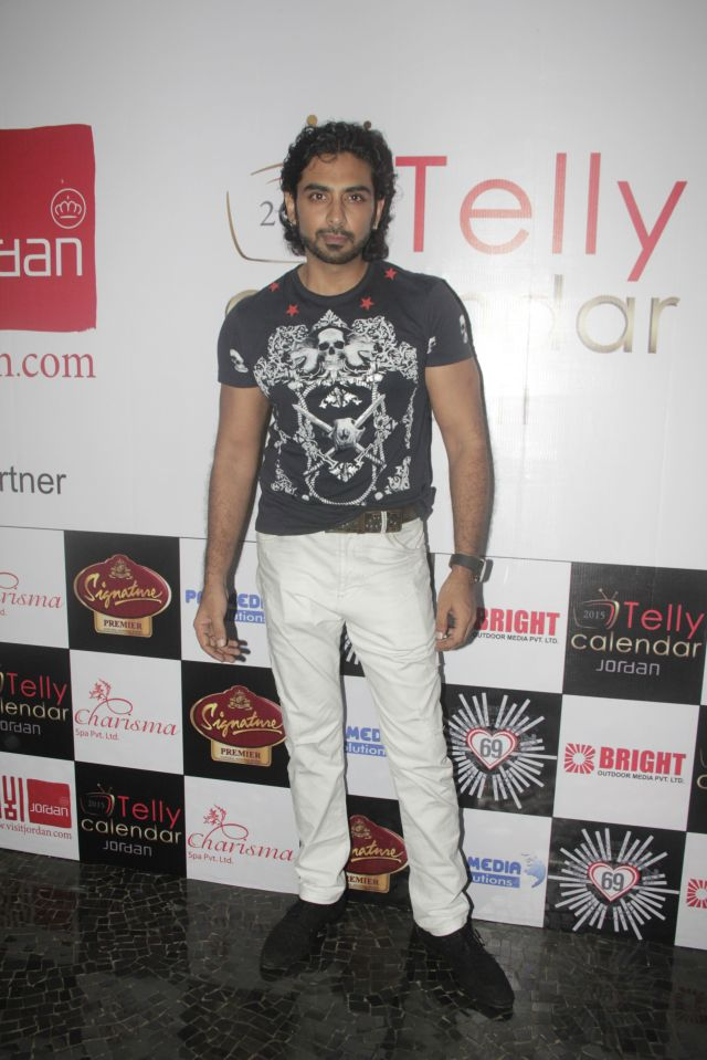 17Rohit Khurana,@Telly Calendar announcement party