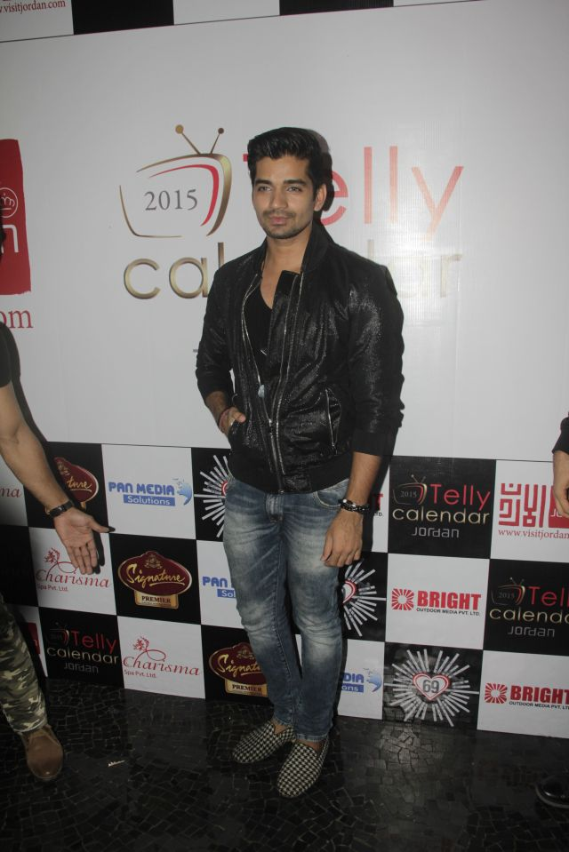20Vishal Singh@Telly Calendar announcement party