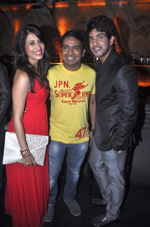 Kishwar Merchant, Mushtaq Sheikh and Suyyash Rai