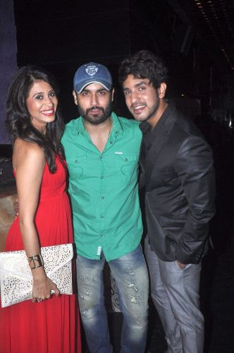 Kishwar Merchant, Vivian Dsena and Suyyash Rai