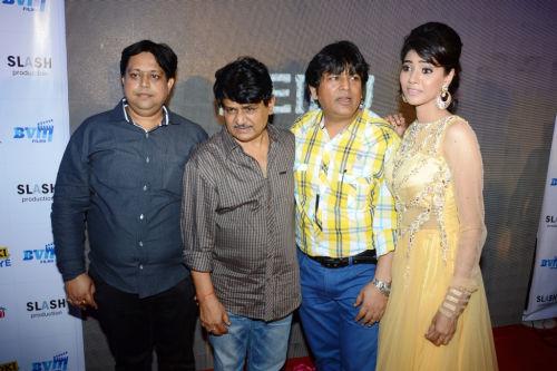 Manoj Bindal,Raghuvir yadav Abhishek Bindal, Rashee