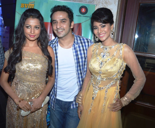 Reecha Sinha, Puru Chibber, Rashee