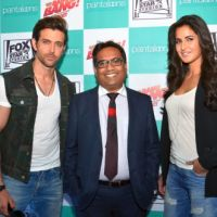 PANTALOONS: THE EXCLUSIVE FASHION PARTNER OF BOLLYWOOD's HOTTEST FILM OF THE YEAR 'BANG BANG!' STARRING HRITHIK ROSHAN AND KATRINA KAIF
