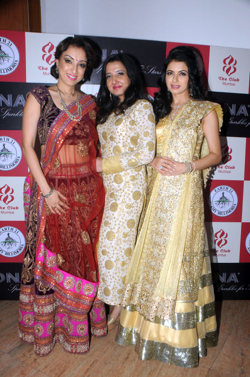 4. Madhurima Nigam with Amy Billimoria & Bhagyashree DSC_2653