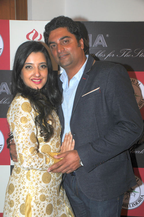 5. Amy Billimoria with husband Farzad Billimoria DSC_2786
