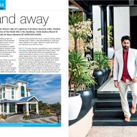 Vivian Dsena Magazine Cover & Shoot Photos - Travel Plus Sept. 2014 (South Special)