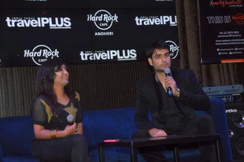 Vivian in conversation with Ritu Agarwal (Editor-Travel Plus)