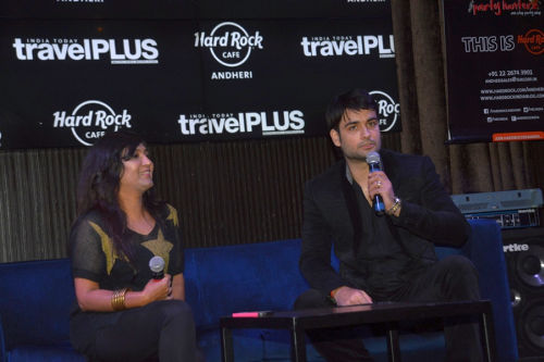 Vivian in conversation with Ritu Agarwal (Editor-Travel Plus)