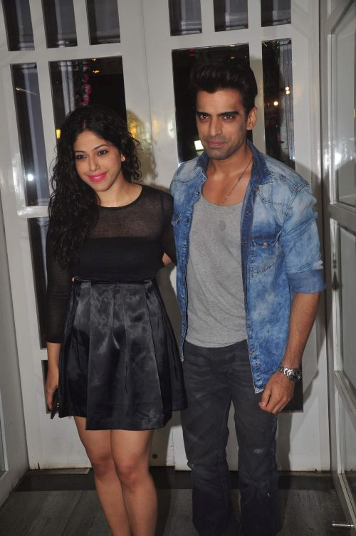 Aditi and MOhit Malik