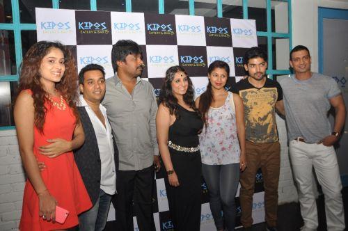 Ananya, Kipos Owner Naveen, Raju Gowda, Monisha, Debina, Gurmeet, Timmy