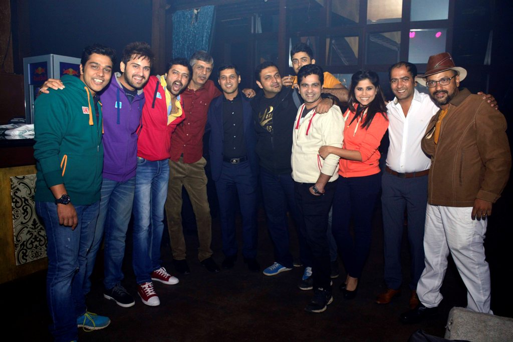 Classmates team with director Rahul Jadhav