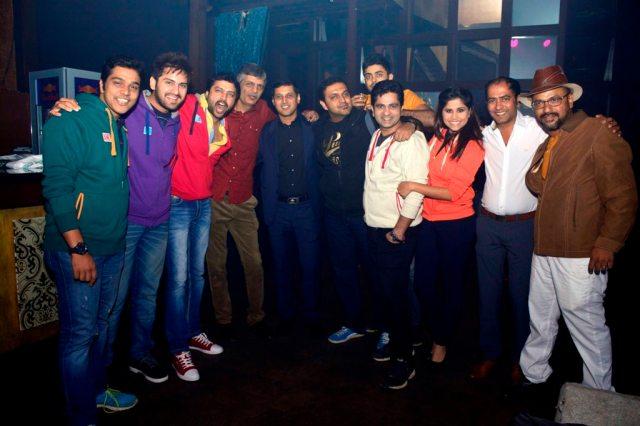Classmates team with director Rahul Jadhav