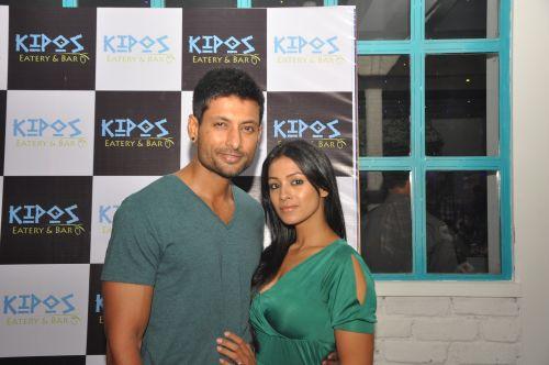 Indraneil Sen gupta and Barkha Bisht