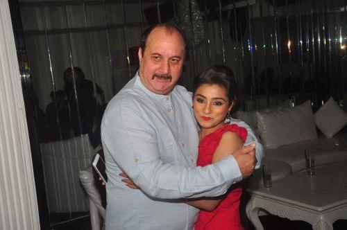 Raju Kher and Neha Marda