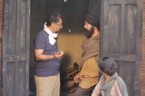 Anup Singh and Irrfan