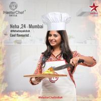 Masterchef Season 4 contest Neha Deepak Shah – Food is a form of meditation for me.