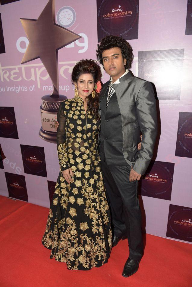 8. Anurag Jaiswal with Wife DSC_5523