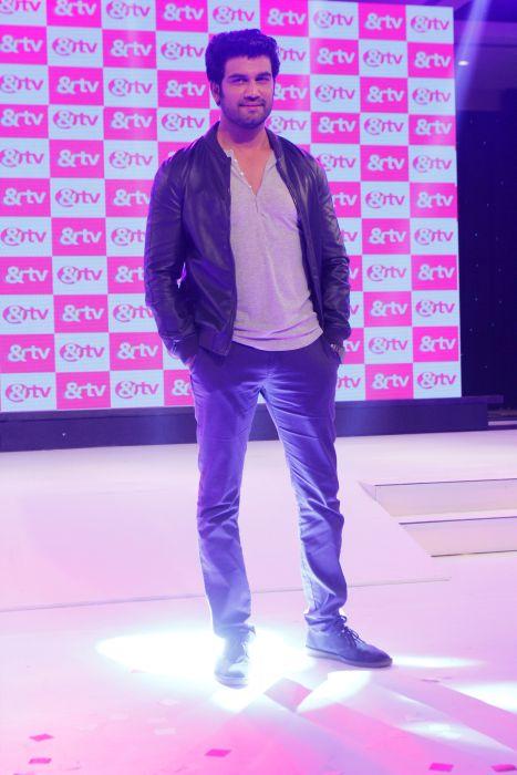 Sharad Kelkar as Agent Raghav on &TV's new show Agent Raghav Crime Branch
