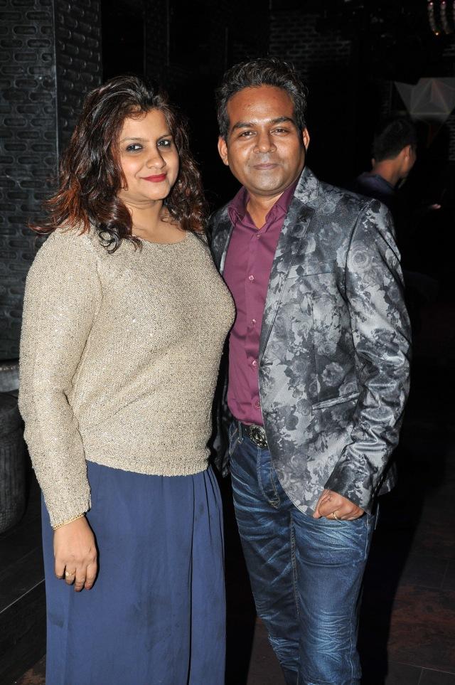 32. Girish Wankhede with Wife Veena Wankhede DSC_4021