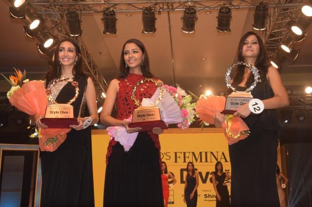 Sonal Rihaani, Ayesha Ghosh and Shreya Choudhary