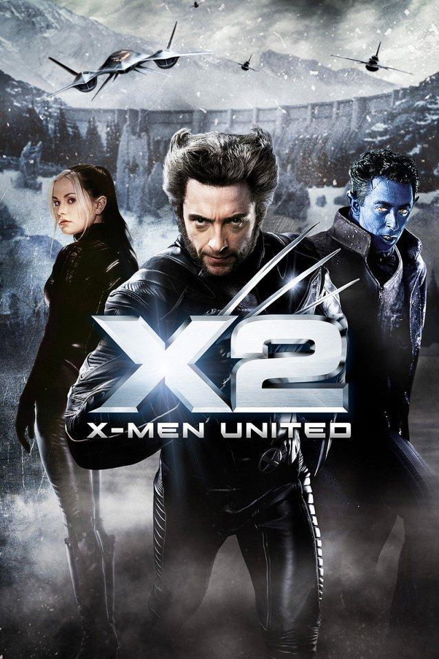 X-MEN UNITED