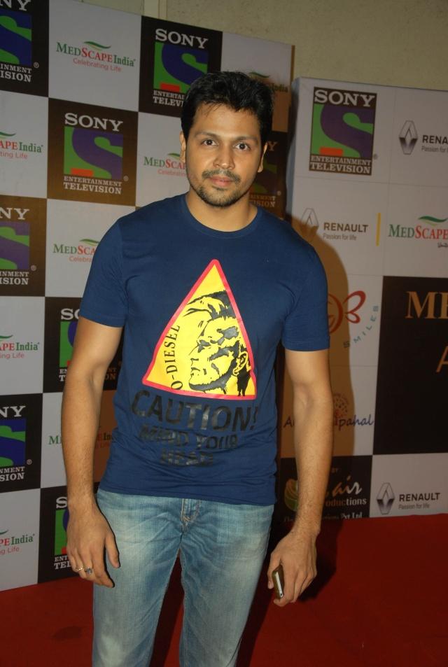 Actor Mohit Daga