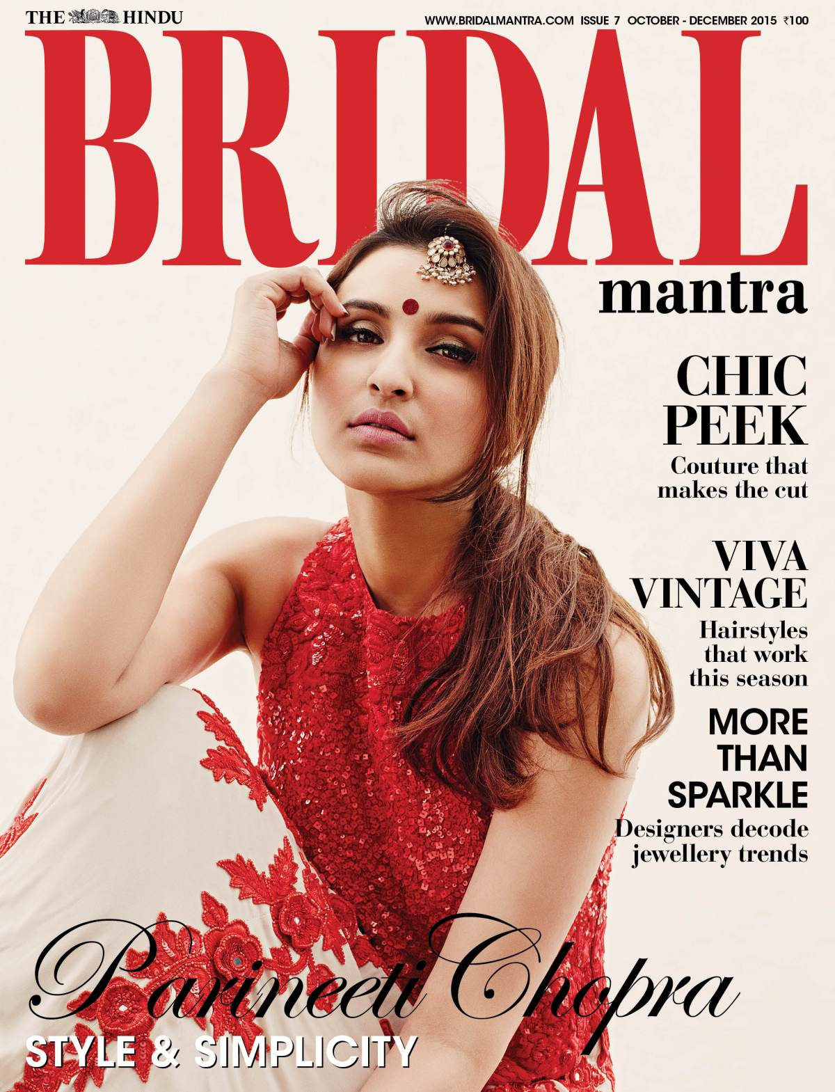 BRIDAL MANTRA OCT 2015 COVER