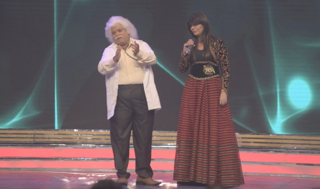 Kiku Sharda and Dr. Sunita Dube