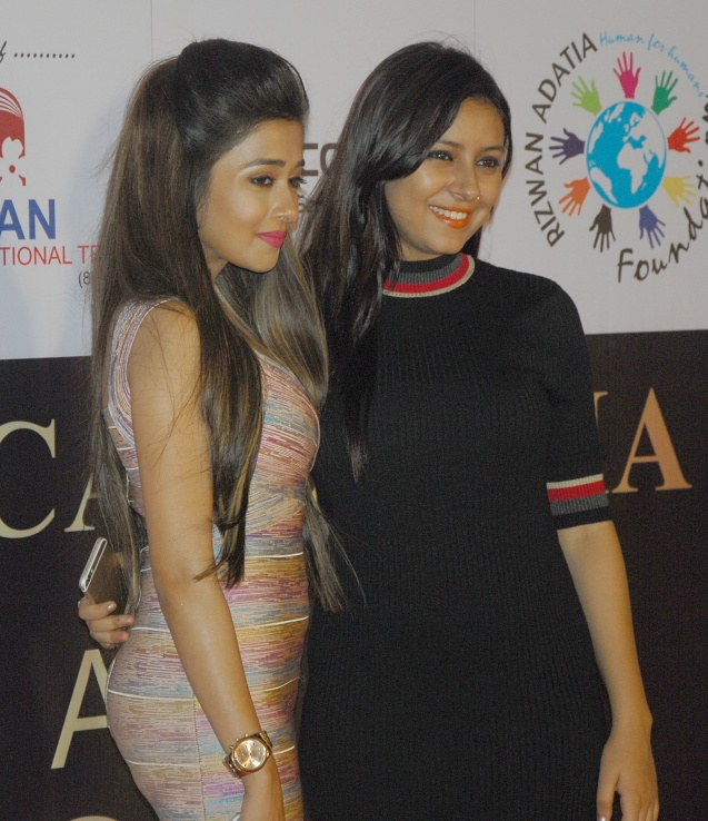 Tina Datta and Pratyusha Banerjee