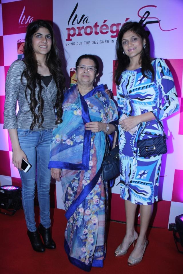 Ananyashree Birla -Rajashree Birla-Neerja Birla