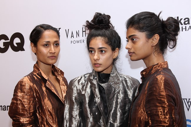 Rajesh Pratap Singh - Van Heusen GQ Fashion Nights Fittings Day 2