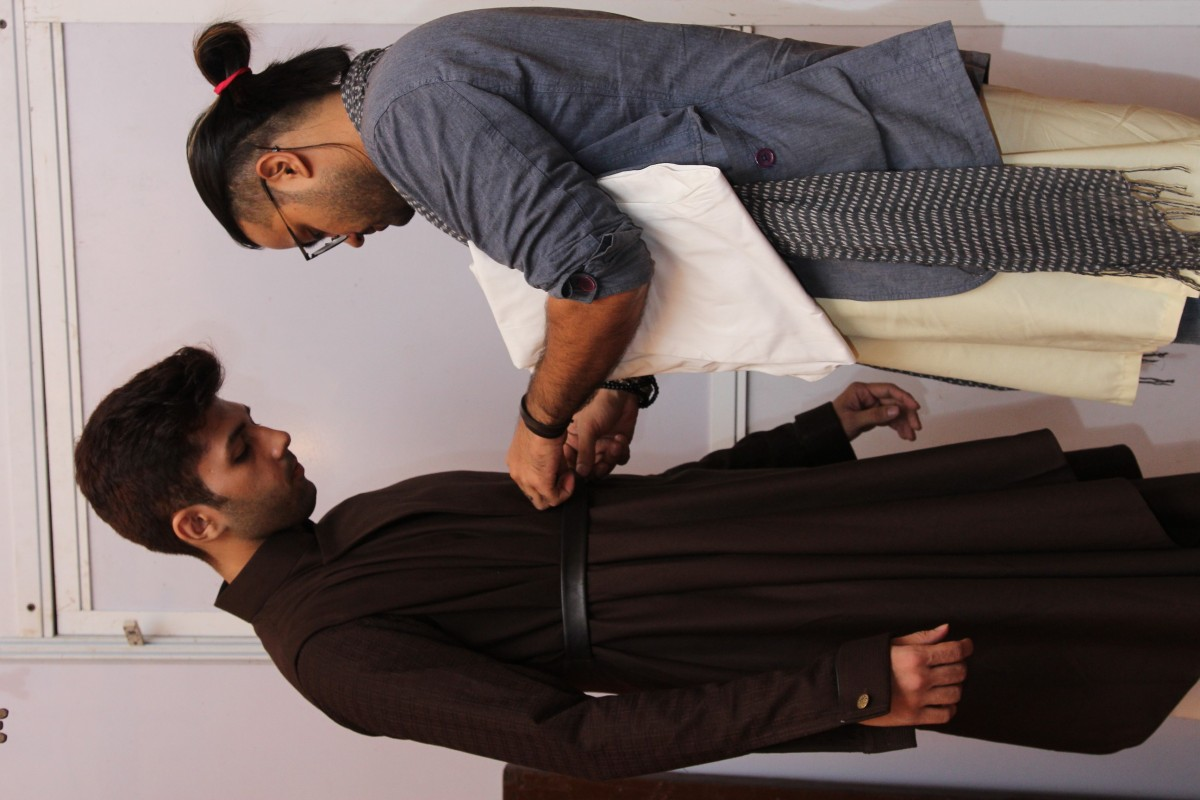 Shantanu and Nikhil - Van Heusen GQ Fashion Nights Fittings Day 2_1