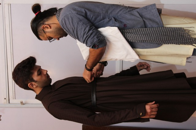 Shantanu and Nikhil - Van Heusen GQ Fashion Nights Fittings Day 2_1