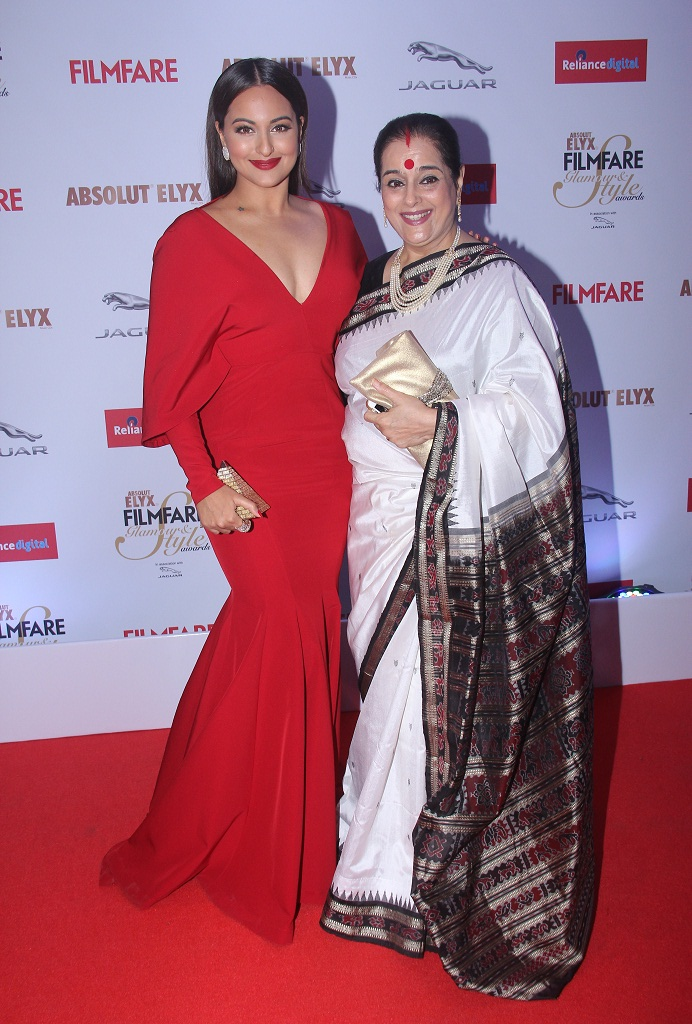 Sonakshi & Poonam Sinha