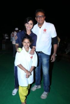 Anuja Sathe & Harshita with their show - Tamanna's producer Ajinkya Deo