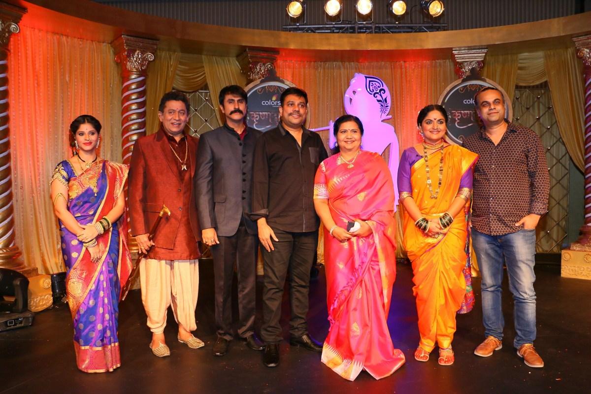 L_R Shweta Mahadik, Uday Tikekar, Jiten Lalwani, Producer Vipul Shah, Creative Producer Kutty Padmini, Indira Krishnan,
