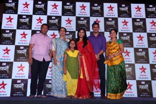 The Solanki Family from Star Plus's new show Tamanna
