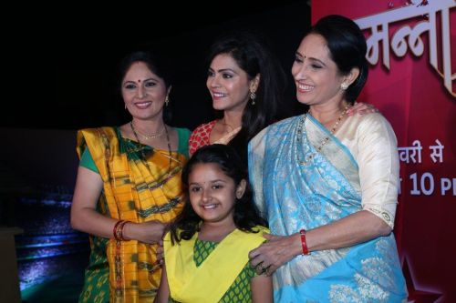 The Solanki Family ladies from STAR Plus's new show Tamanna