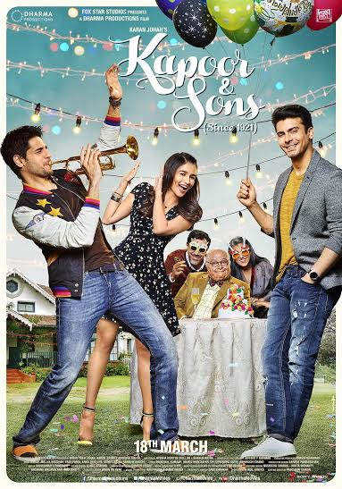 kapoor n sons