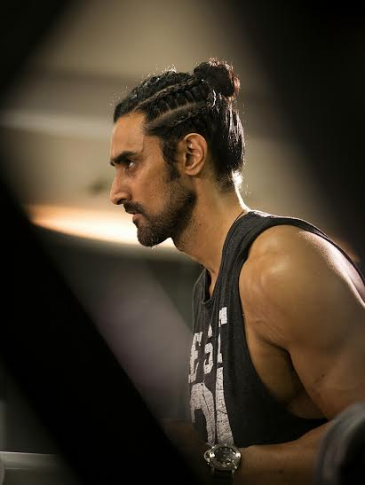 kunal kap braid