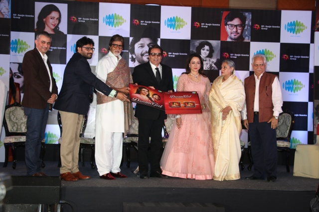 Saregama Dream Girl Music Album Launch (4)