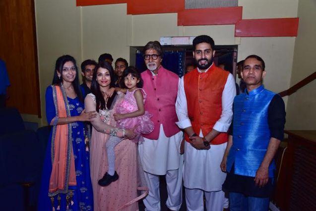 bachchan family sch