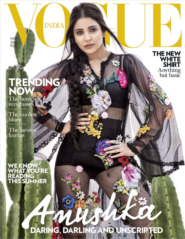 anushka vogue